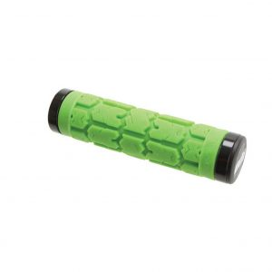 Грипсы Rogue  MTB Lock-On Bonus Pack Lime Green w/Black Clamps