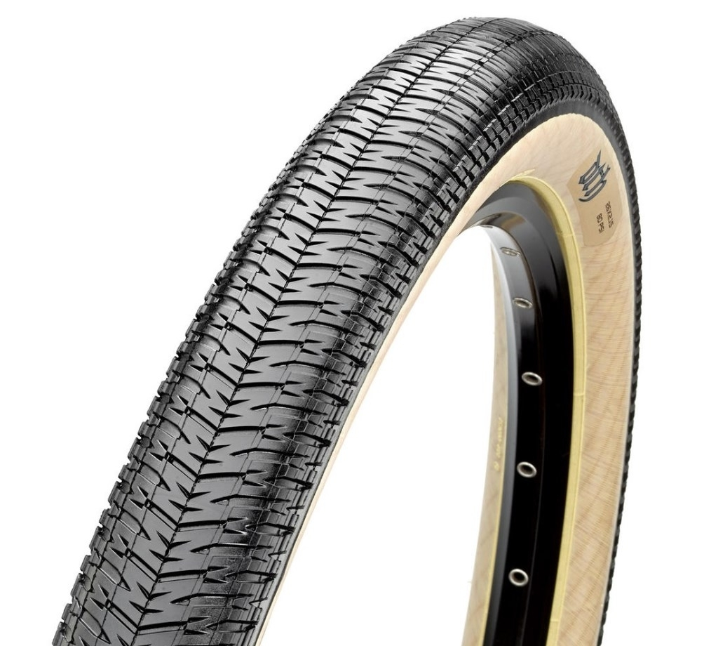 Покрышка 26×2.15 MAXXIS (ETB72683100) DTH, SkinWall 60TPI, 60a, Foldable