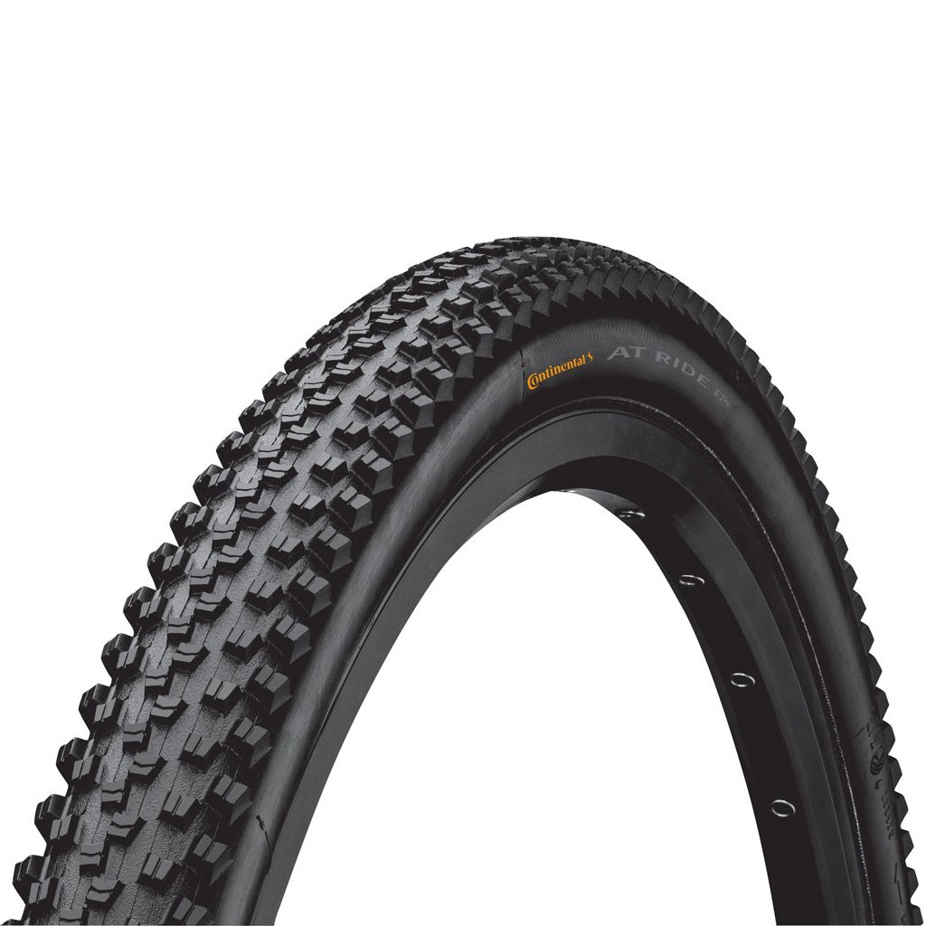 """Фото на  Покрышка Continental AT RIDE 28""""x1.6, Puncture ProTection, Skin Reflex"""